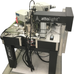 Chronos-Product-Attolight-Picosecond-time-resolved -Cathodoluminescence-Microscope