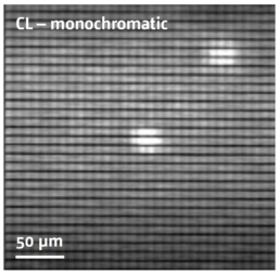 Defect-Detection-Cathodoluminescence-Monochromatic-Microstructered-LED-Attolight